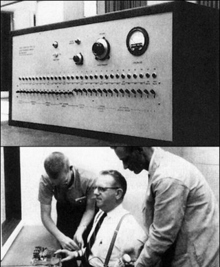 Milgram's Obedience Experiment